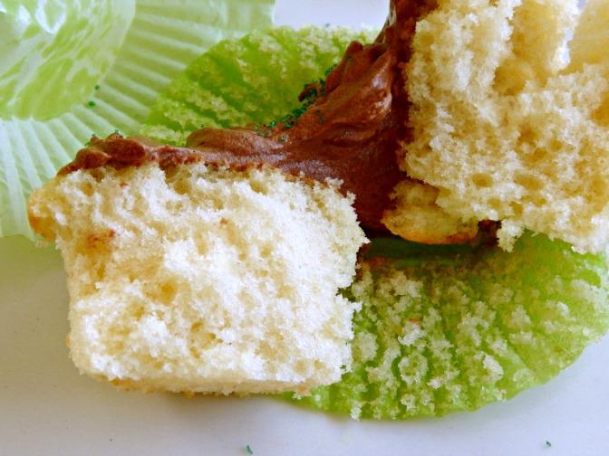 Basic Yellow Cupcakes