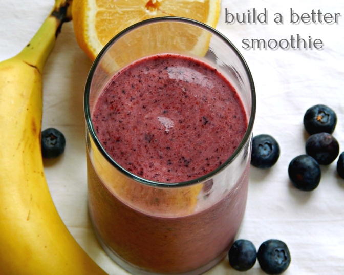 Build a Better Berry Smoothie