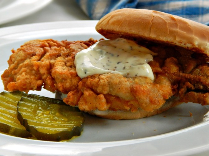 Spicy Chicken Sandwich, BA's Best