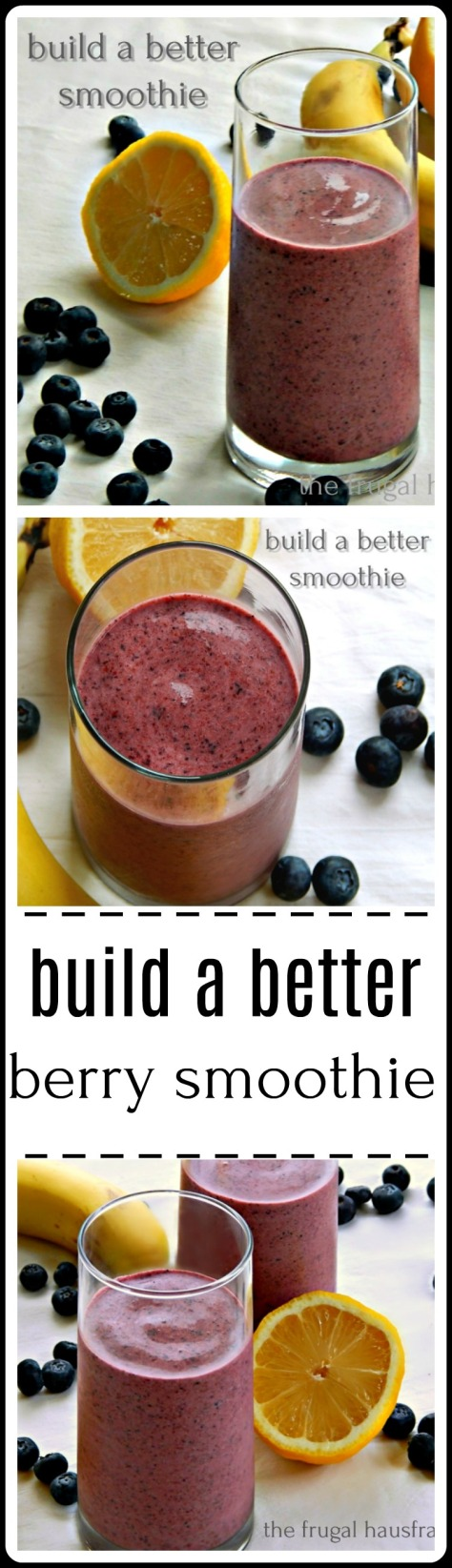 the BEST smoothies with no fiddling! Perfect every time.