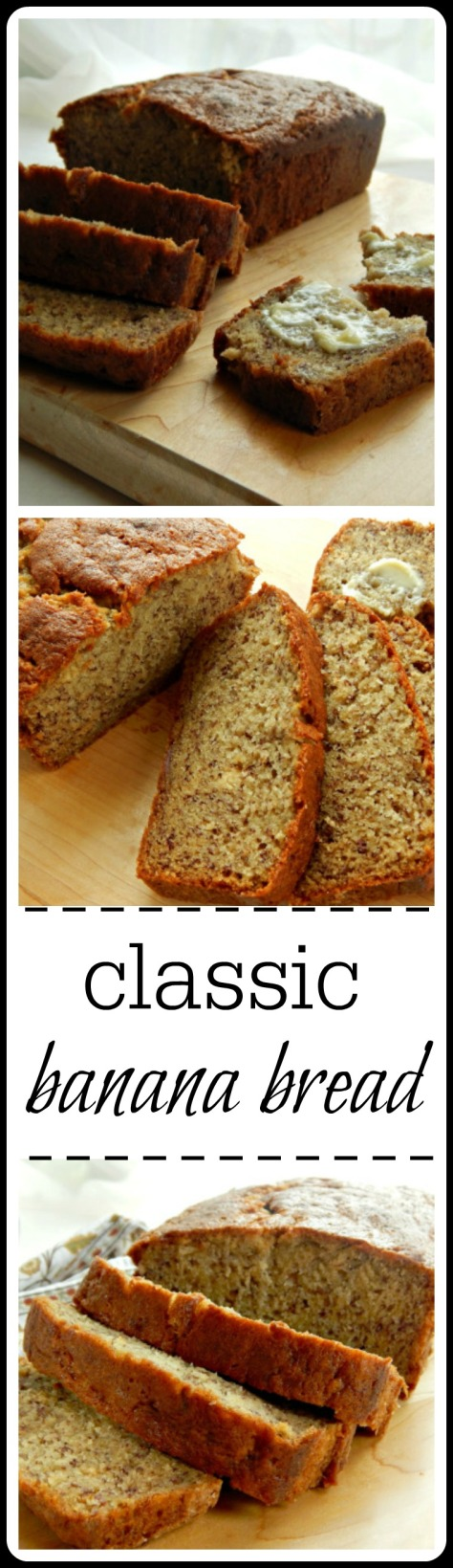 This is the banana bread recipe you want! I've been making it for over 50 years and haven't found a better one!