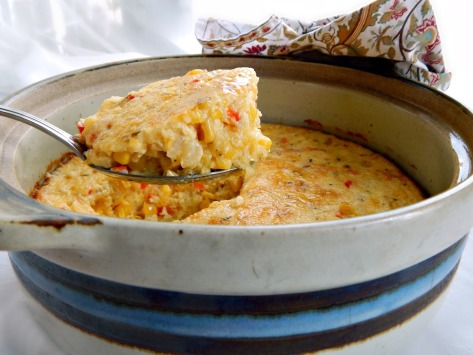 Old Time Corn Pudding
