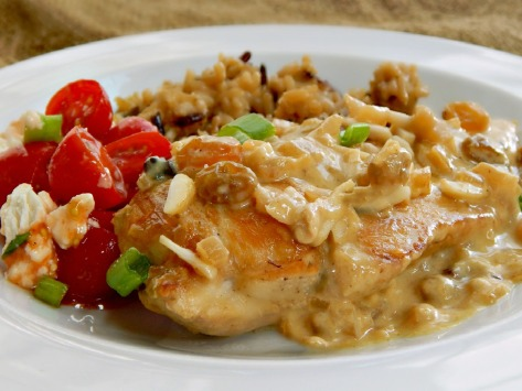 Simple American Style Soused Chicken