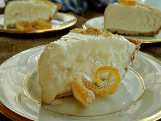 Frozen Lemonade Pie – 4 Ingredient