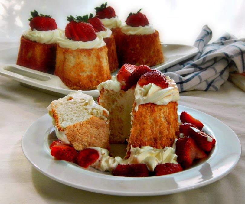 Marys Angel Food Cake