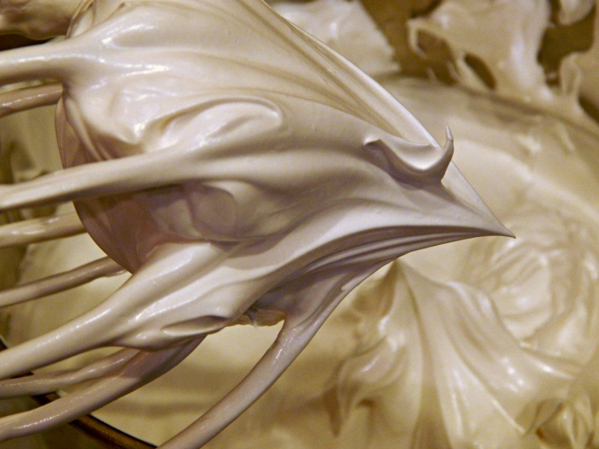 Swiss Meringue Frosting