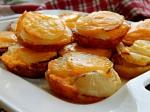 Cheesy Au Gratin Potato Stackers