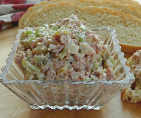 Classic Ham Salad