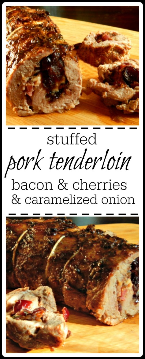 A great company or special night dish. This pork tenderloin just jumps with flavor! Perfect for fall.