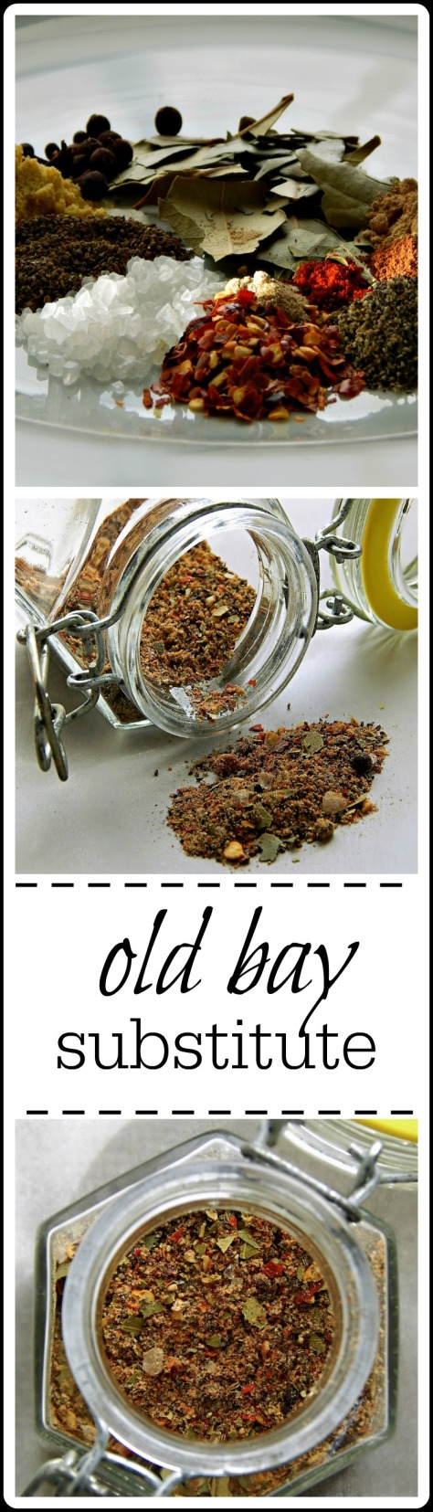 Old Bay Substitute