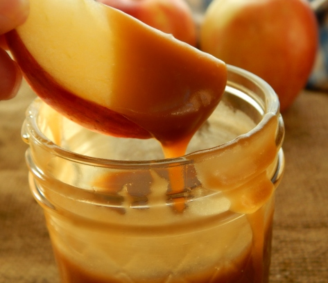 Easy Caramel or Butterscotch Sauce