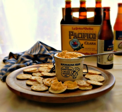 Pub Cheese (Beer Cheese)