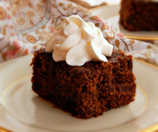Great Grandmother Lizzie's Fruit Cake