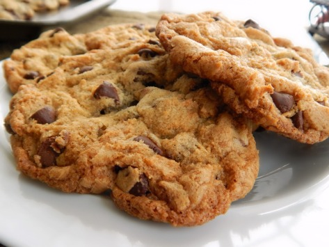 Bill's Chocolate Chip Cookies. If you like your cookies brown & crisp, just refrigerate the dough & bake them longer.