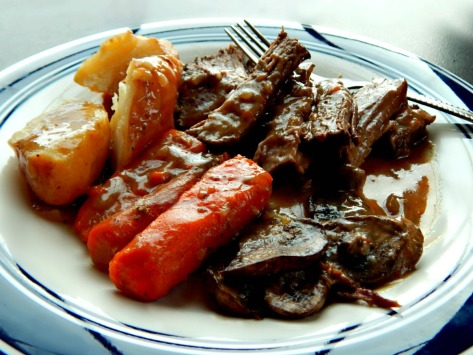 Campbell's Ultimate Slow Cooker Pot Roast
