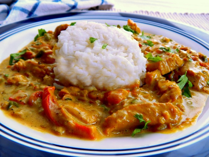 Pollo en Leche de Coco – Guatemalan Chicken in Coconut Milk