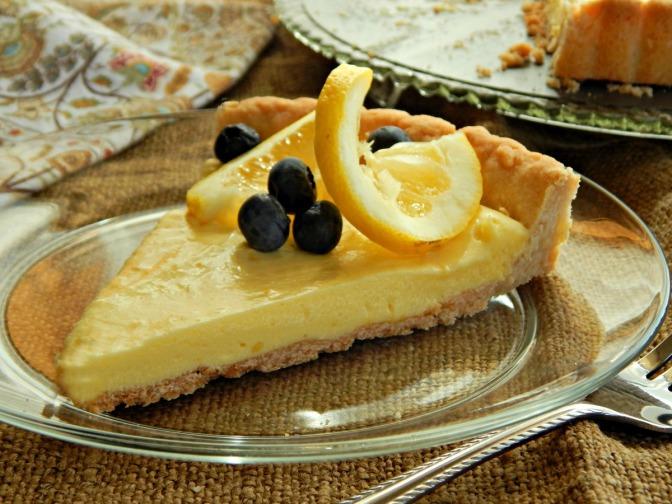Sabayon Lemon Tart