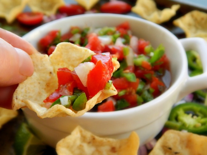 Another Pico de Gallo Recipe