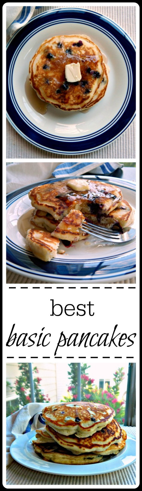 Betty Crocker Pancakes - these are the BEST no fuss, easy to make pancakes, ever!!