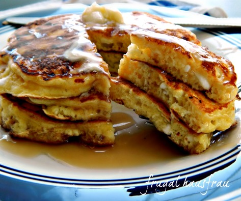 how to make cottage cheese pancakes