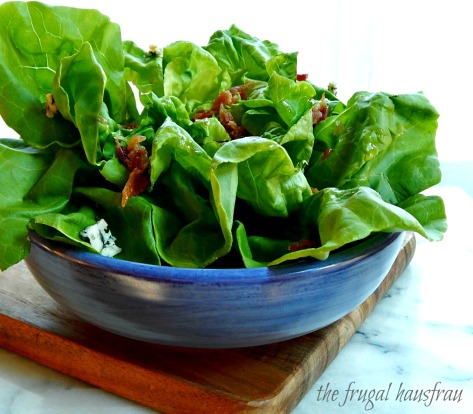 Balsamic Bacon Vinaigrette Dressing