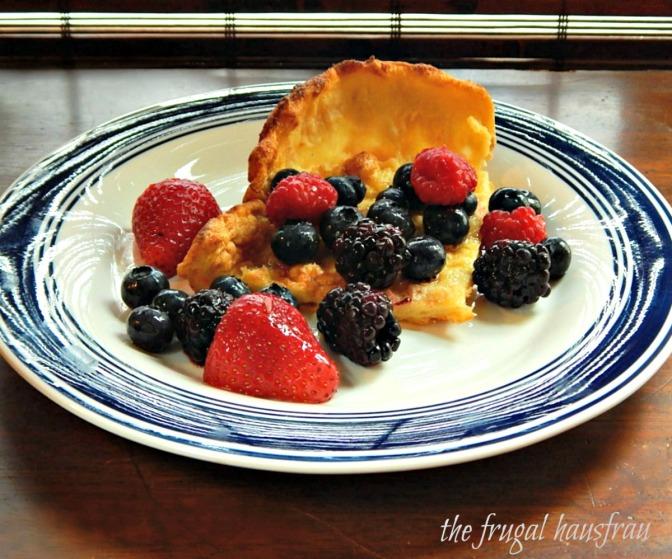 David Eyre's Pancake aka Puffy Pancake