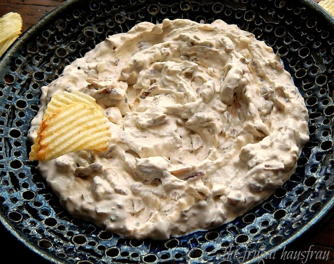 Classic French Onion Dip