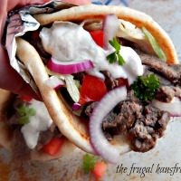 Instant Pot Greek Gyros