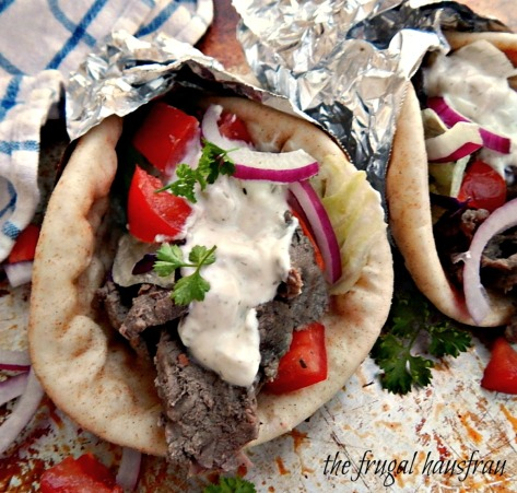 Instant Pot Gyros - beyond delicious!