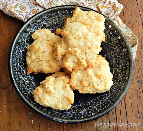 Best Drop Biscuits, Ever!