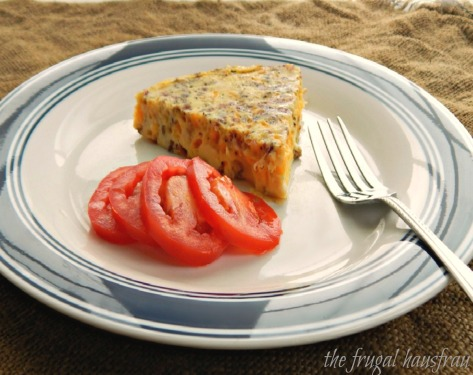 Three Meat Frittata - Instant Pot or Stove-top/oven